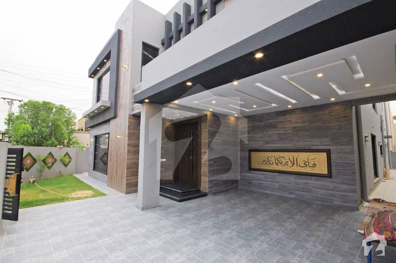 Corner Brand New DHA Designer Bungalow Is Available For Sale