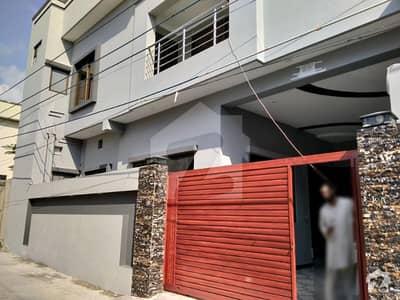 6 Marla Double Storey House At Habibullah Colony