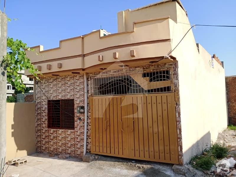 ترلائی اسلام آباد میں 2 کمروں کا 5 مرلہ مکان 60 لاکھ میں برائے فروخت۔