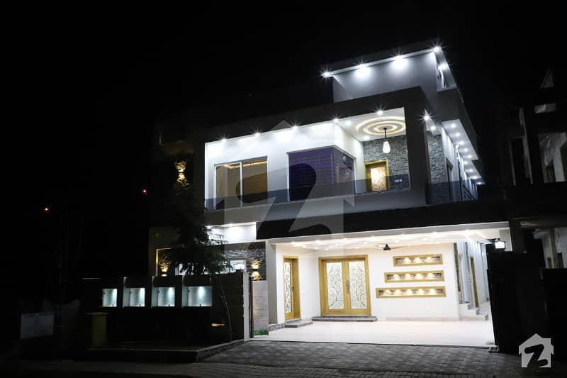 Bahria Town Phase 8 12 Marla Designer On Investor Rate House Is Available For Sale