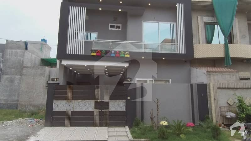 5 Marla Brand New House For Sale A Block Of Bismillah Housing Scheme Lahore