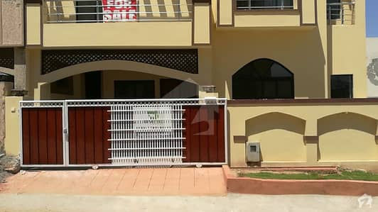 Outclass Location Brand New 7 Marla House Is Available For Sale