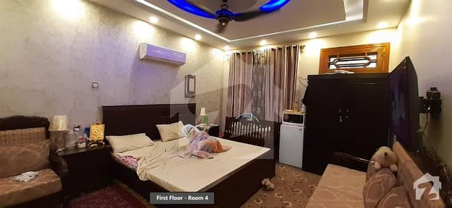 10 Marla House For Sale In Hayatabad Phase 3 Sector K2 Street 3