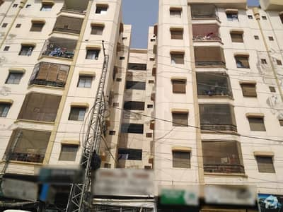 3rd Floor Flat Available For Sale At Bismillah Tower Wadhu Wah Road Qasimabad Hyderabad