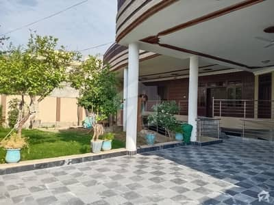1 Kanal Home For Sale In Main Hayatabad Phase 6 Sector F7