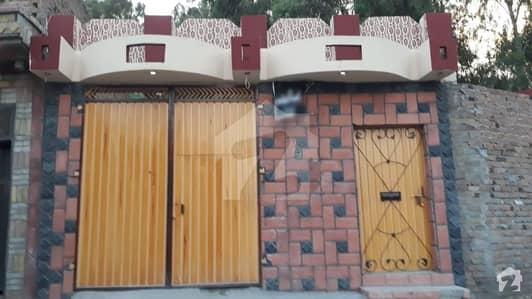 چارسدہ روڈ پشاور میں 5 کمروں کا 10 مرلہ مکان 60 لاکھ میں برائے فروخت۔