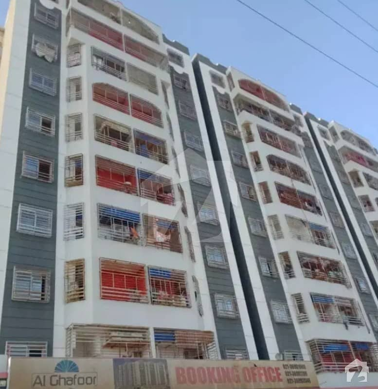 Flat For Rent In Al-Gafoor North Karachi