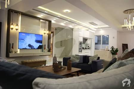 Brand New Pent House Is Available For Rent In Clifton Karachi