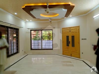 Brand New Full House 3 Floor Upper  + Ground  + Basement And Servant With Kitchen And Bath Available