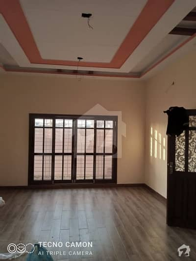 Gulshan-E-Kaneez Fatima 400 Sq Yards Brand New Double Storey House Is Available For Sale