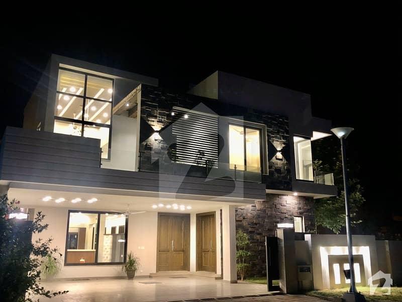 1 Kanal Brand New Designed House For Sale