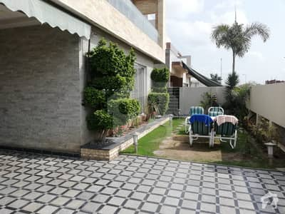 10 Marla Brand New Designer House For Sale In DHA Phase 5