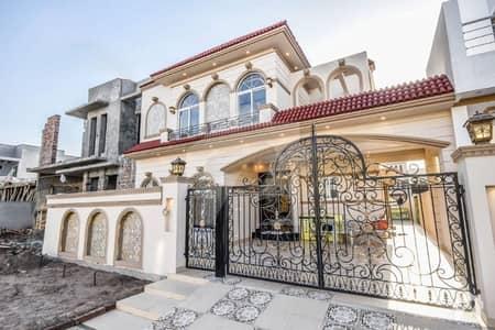 Faisal Rasool Design Spanish 12 Marla Exotic House For Sale