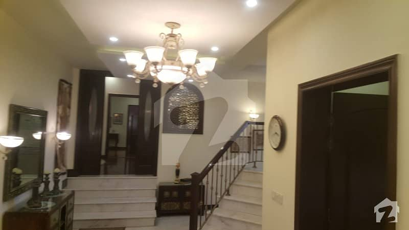 F-7/3 Main Margalla Road 4 Kanal House For Sale