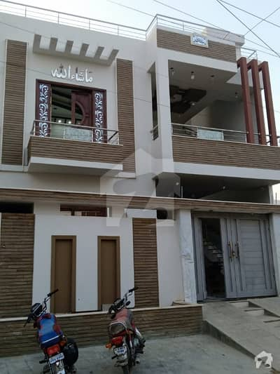 300 Sq Yards Brand New Double Storey West Open Ultra Luxury Modern House For Sale In Vip Block 3