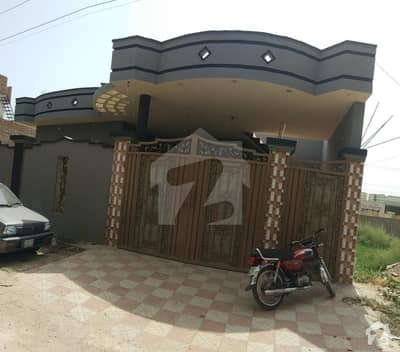 11 Marla Single Storey House For Rent