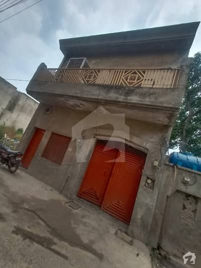 4.5 Marla House For Sale Near Javson Hotel