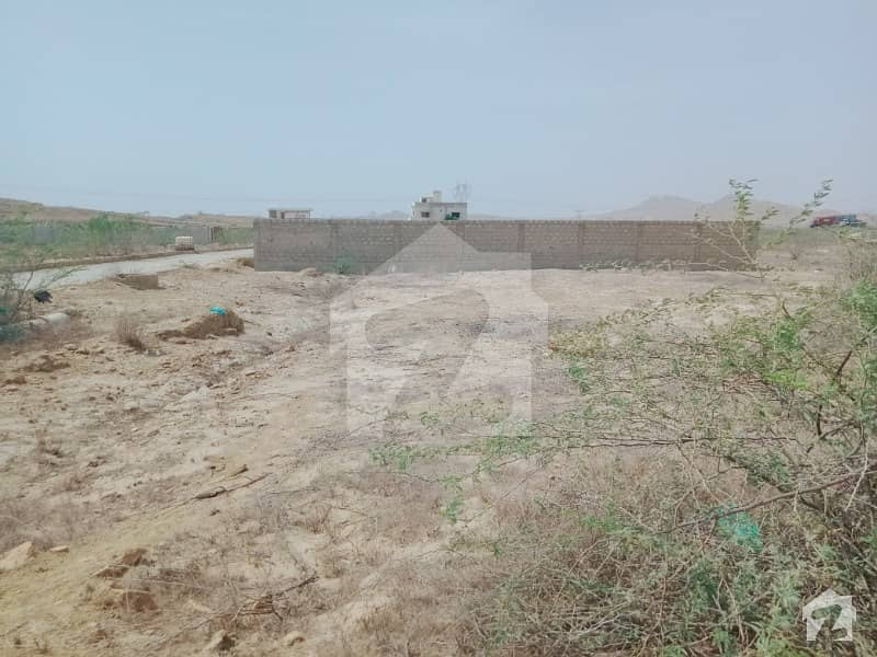 250 Yards Industrial Plot Available For Sale In Sindh Small Industrial Zone