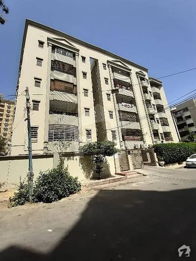 Gem Homes 3 Bedroom Drawing Apartment In Civil Lines Clifton For Sale