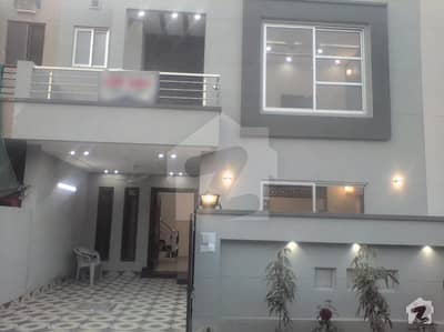 5  Marla Brand New House For Sale At Green City