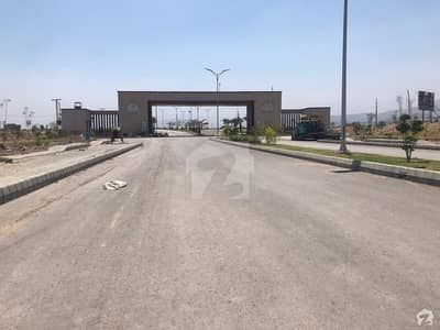 DHA Peshawar 1 Kanal West Open Good Location Plot For Sale In Sector A