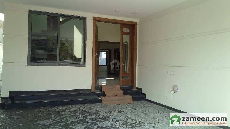 Brand New Compact House For Rent At F-8