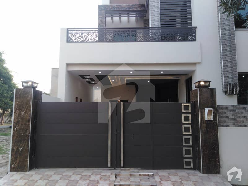 10 Marla House Is Available For Sale In Wapda City K Block Faisalabad