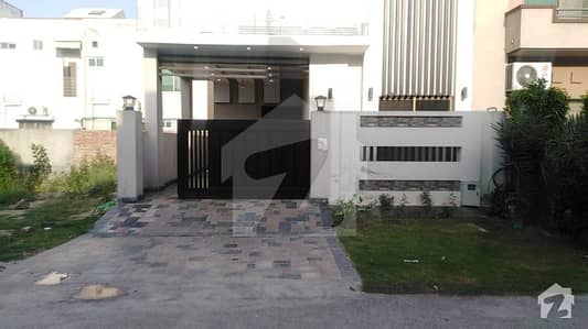 5 Marla Double Storey Brand New House For Sale In B Block Of DHA Phase 5 Lahore