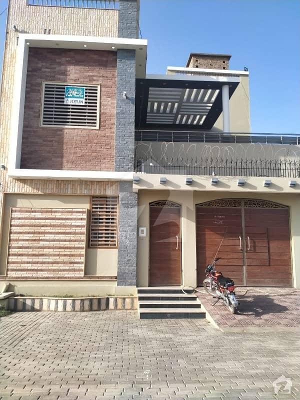 سَچل کالونی لاڑکانہ میں 6 کمروں کا 10 مرلہ مکان 1.8 کروڑ میں برائے فروخت۔
