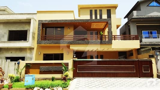 Spacious House Sized 10 Marla For Sale In Media Town Rawalpindi