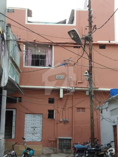 Ground +2 House For Sale  In Nafeesabad At Near P I B Colony
