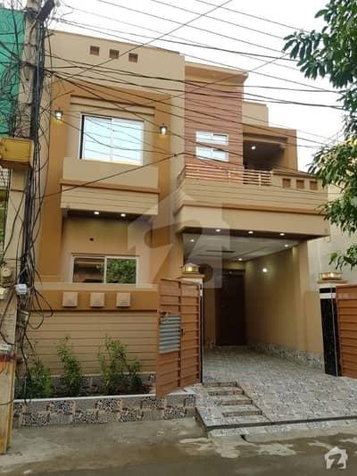 5 Marla Brand New House For Sale Near Canal Johar Town