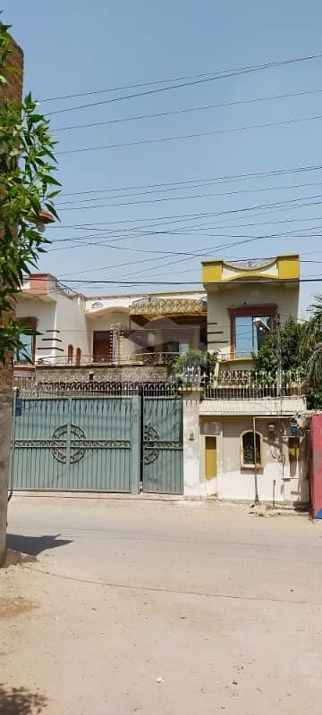 9 Marla Best Location House For Sale At Nashman Colony