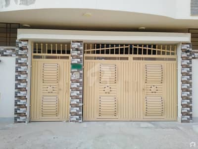 Zam Zam Heights Unit No. 6, 180 Square Yard  Bungalow For Sale In Latifabad Hyderabad