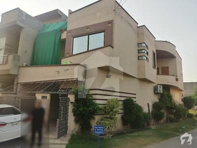 7 Marla Corner House For Sale Neat And Clean In Johar Town R3