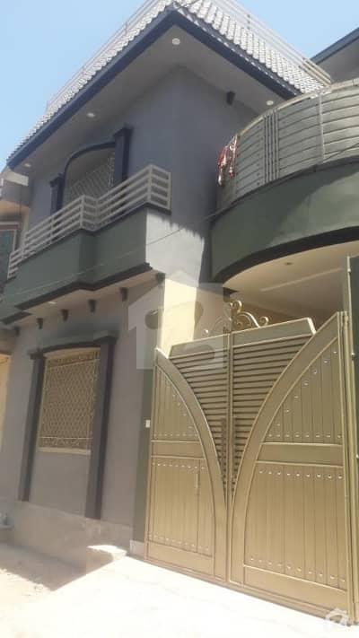 ورسک روڈ پشاور میں 5 کمروں کا 5 مرلہ مکان 1.15 کروڑ میں برائے فروخت۔