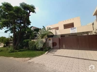 1 Kanal Super Bunglow Available For Rent In Dha Phase 4