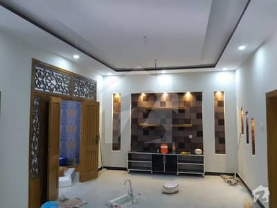 7 Marla Luxery Double Storey Fresh House For Sale