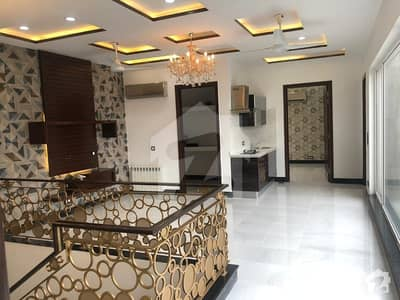 Luxury 1 Kanal Brand New Semi Furnished House For Rent In Dha Phase 6