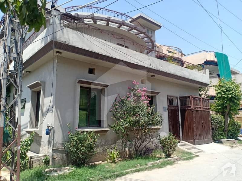 کینال پوائنٹ ہاؤسنگ سکیم ہربنس پورہ لاہور میں 3 کمروں کا 5 مرلہ مکان 1.3 کروڑ میں برائے فروخت۔