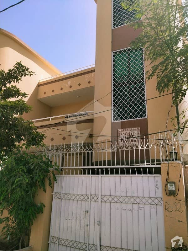 1080  Square Feet House For Sale In Saadi Road