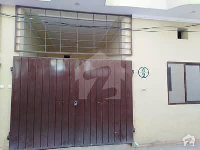 3 Marla Double Storey House For Sale On Nawabpur Road Multan