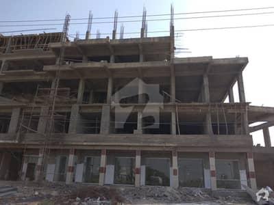 جامشورو روڈ حیدر آباد میں 2 کمروں کا 5 مرلہ فلیٹ 63.42 لاکھ میں برائے فروخت۔