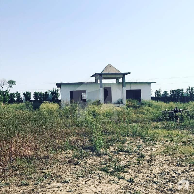4 Kanal Complete Grey Structure Farm House Barkir Road Near Dha Phase 7 Lahore