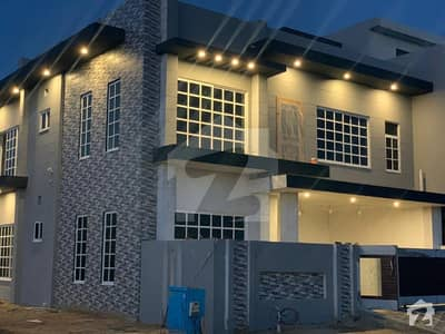 Brand New 10 Marla Corner House For Sale