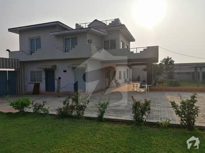 4 Kanal Form House Ready 3 Bed Big Haal Loan Beautiful A1 Location Near To D12