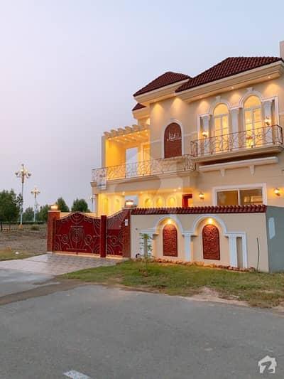 سٹی ہاؤسنگ سوسائٹی فیصل آباد میں 5 کمروں کا 11 مرلہ مکان 2.25 کروڑ میں برائے فروخت۔