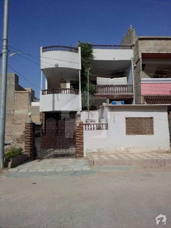 اندہ موڑ روڈ کراچی میں 10 کمروں کا 6 مرلہ مکان 1.3 کروڑ میں برائے فروخت۔