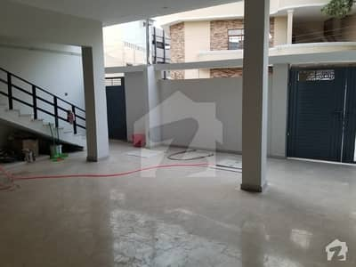 Chance Deal 300 Yards Brand New West Open G+1 Ballot Transfer Bungalow Available For Sale In Block 14 Gulistan E Jauhar