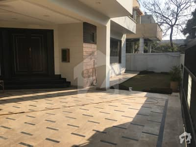 Independent Kanal Ground Portion Is Available For Rent Dha 1 Islamabad
